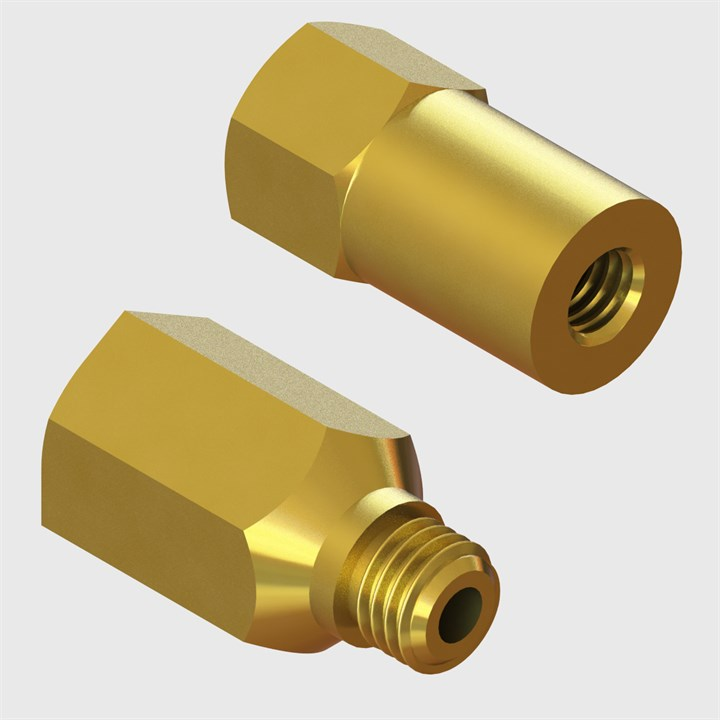 Brass Bodied Check Valves with Buna-N Seal