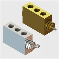 4 Way (5/2 Function) Fully Ported Spool Valves