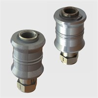 In-line 3/2 Sleeve Valves with Threaded Ports