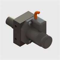 "Adjustable N.O/N.C Pressure Switch, 2 Metre Cable, 1/8"" BSPT Inlet, 0.5 - 10 bar"
